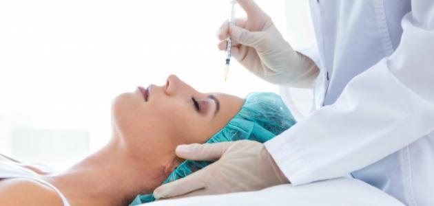 علاج ترهل جفن العين العلوي