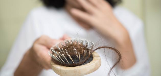 علاج تساقط الشعر الناتج عن نقص فيتامين د