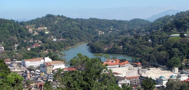أهم الأماكن السياحية في سريلانكا