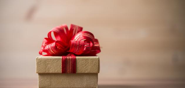 أفكار هدايا للميلاد