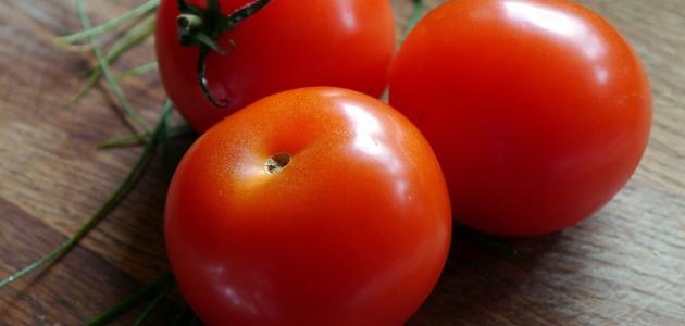 هل الطماطم يرفع ضغط الدم