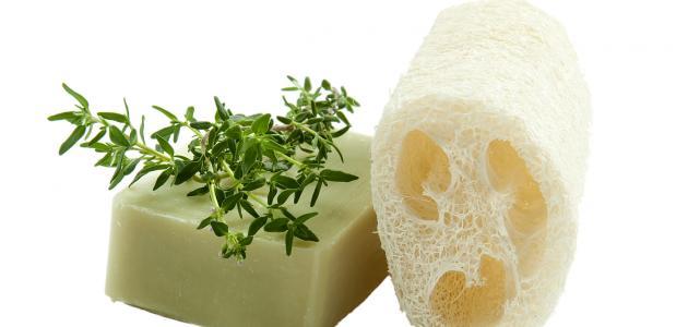 كيف يصنع صابون الغار