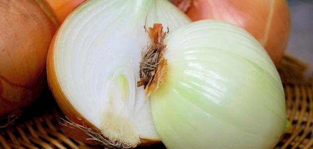 كيفية استعمال البصل للشعر