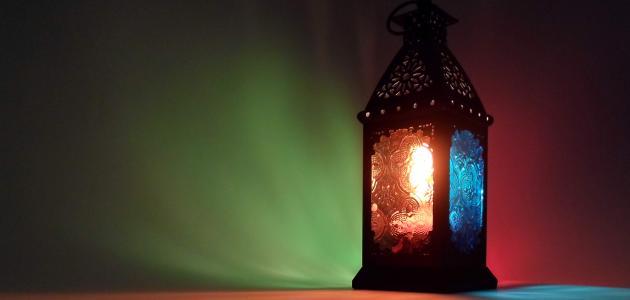 أدعية رمضان قصيرة