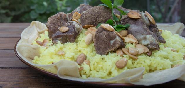 أكلات عربية مشهورة