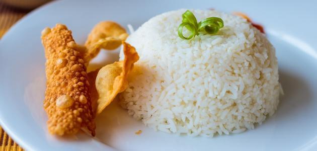أفضل طريقة طبخ للأرز