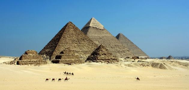 تضاريس مصر