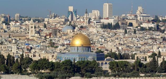 أفضل قصيدة عن القدس