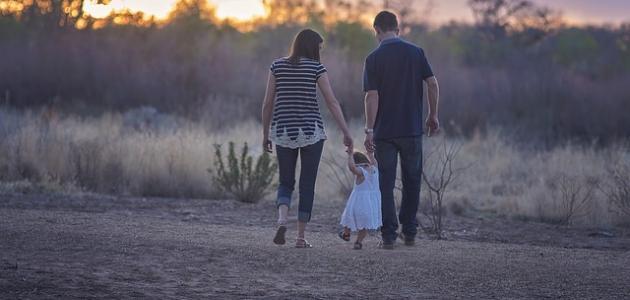 أجمل كلام عن الأم والأب