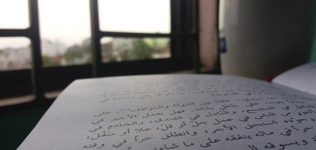 قصيدة عن اللغة العربية قصيرة