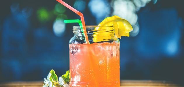 طريقة عمل عصير الجزر والليمون