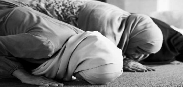 إمامة المرأة للنساء في الصلاة
