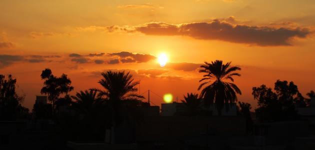 قصيدة عن بغداد
