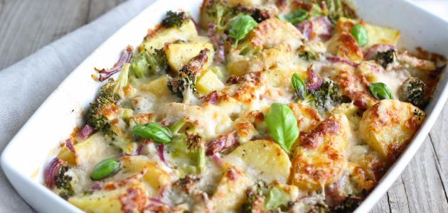 da3a06361 أكلات بطاطس بالفرن - موضوع