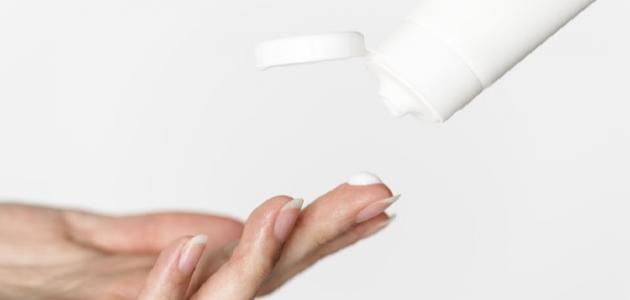 كيفية استخدام لوشن الجسم