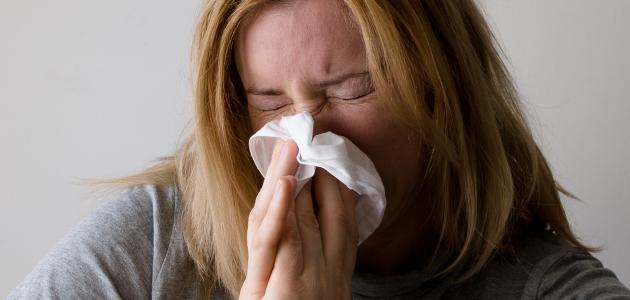 الوقاية من مرض الزكام