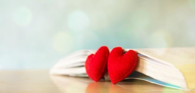 أجمل الكلمات عن الحب
