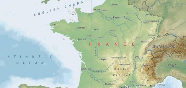 أقرب الدول إلى فرنسا
