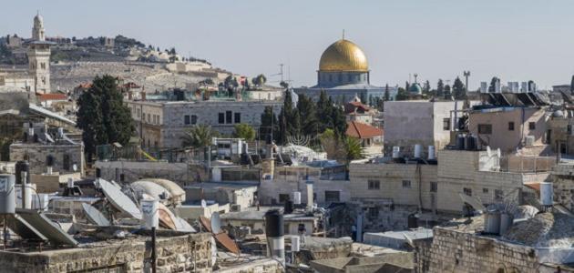 قصيدة قصيرة عن القدس
