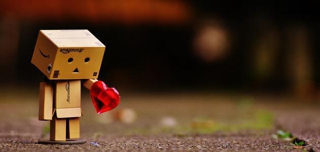 أشعار حب قوية قصيرة