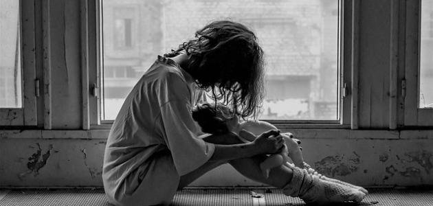 كلام عن الحياة الحزينة