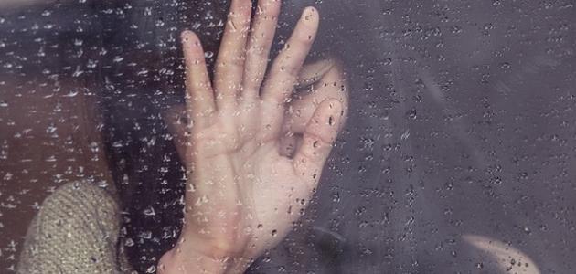 كلام عن الحزن والدموع