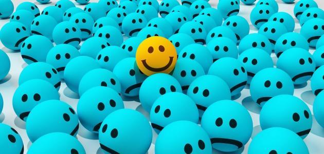 كلام جميل عن الابتسامة