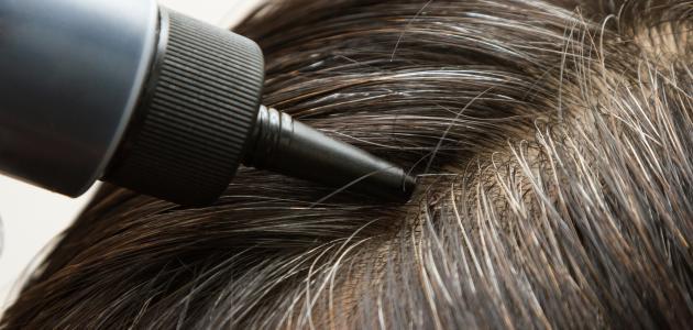 كيف التخلص من الشعر الأبيض