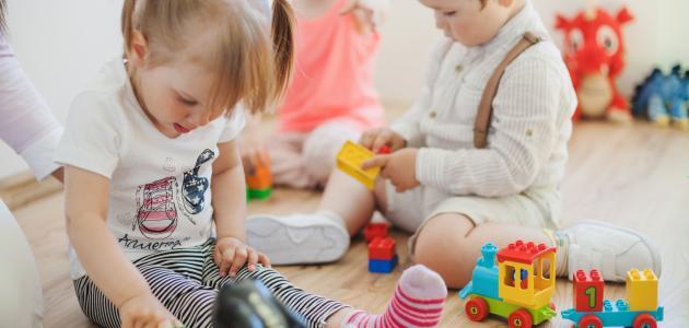 أساليب التعليم في رياض الأطفال