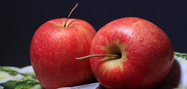 ماسك التفاح للوجه