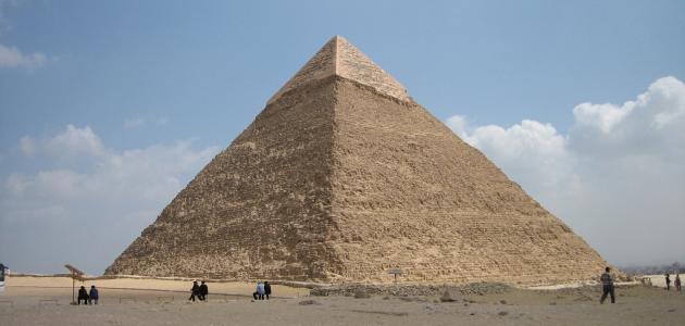 أكبر أهرامات مصر
