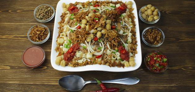 أكلات شعبية مصرية