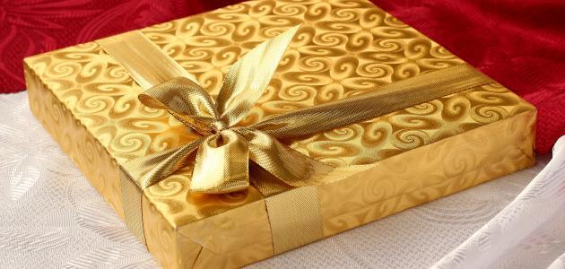 2d17759cd أفكار هدايا للزوجة في عيد ميلادها - موضوع