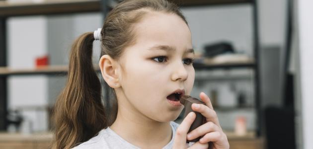 التهاب حلق الأطفال