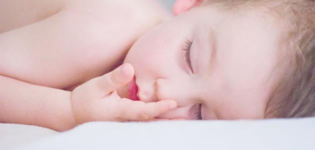 التخلص من بلغم الرضع