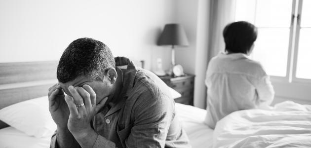 ما حكم هجر الزوج لزوجته