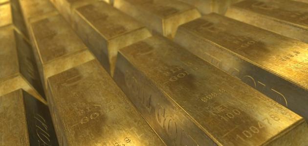 أكبر مخزون ذهب في العالم