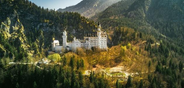 أجمل قصر في العالم