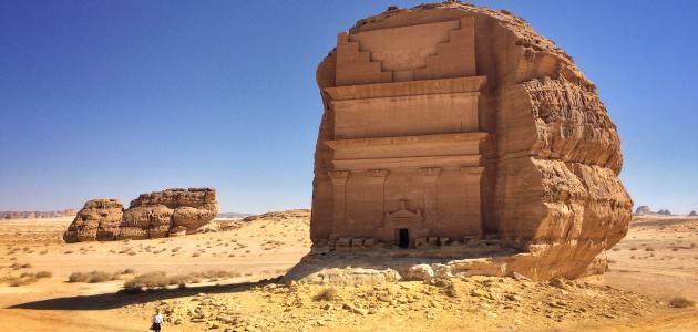 آثار السعودية