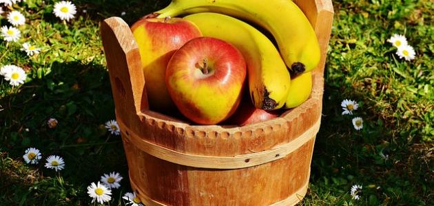 أطعمة تساعد على علاج الإسهال