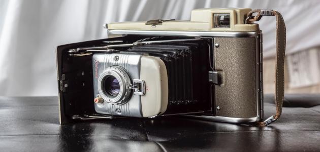 أول من اخترع الكاميرا