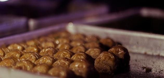 حلويات رموش الست