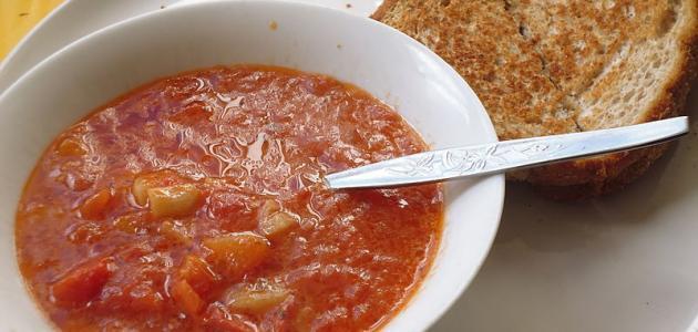 طريقة شوي الطماطم والبصل