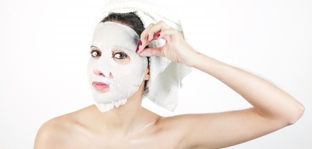 ماسك سهل لتفتيح الوجه