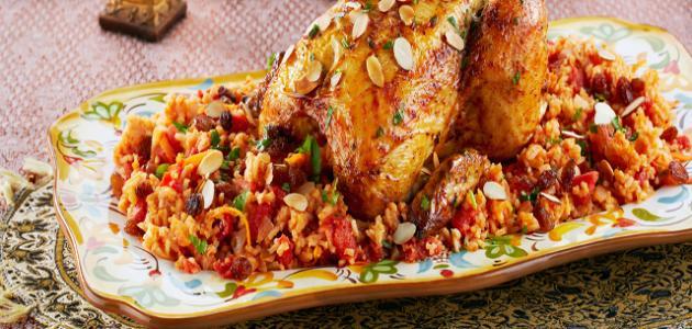كيف أطبخ كبسة دجاج