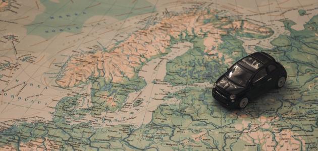 أين تقع أوروبا
