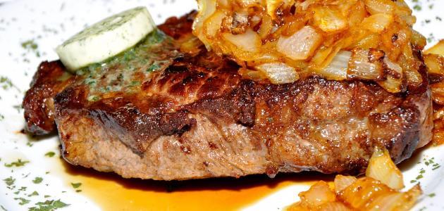 طريقة عمل صوص الستيك اللحم