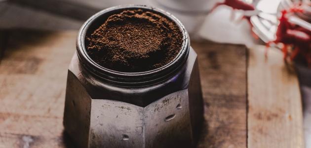 قناع القهوة والعسل للوجه