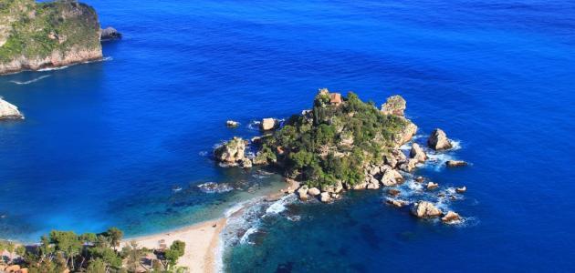 اسم جزيرة في البحر الأبيض