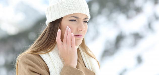 كيفية التخلص من جفاف البشرة في الشتاء
